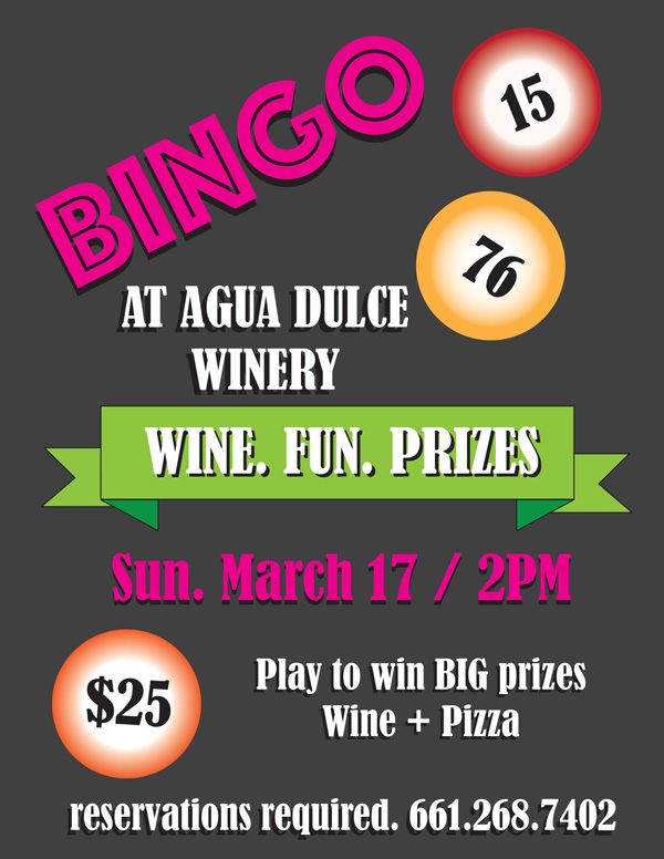 Bingo March 17