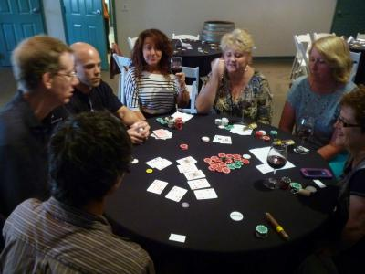 Father's Day Poker Tournament 001