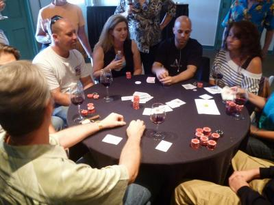 Father's Day Poker Tournament 005