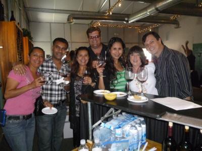 Wine Pickup Parties