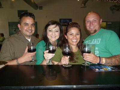 St. Patricks Day & Wine pick up Party 3.17.13 009