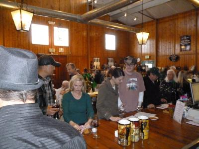St Patricks Day & Wine pick up party 007