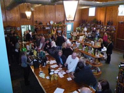 St Patricks Day & Wine pick up party 008