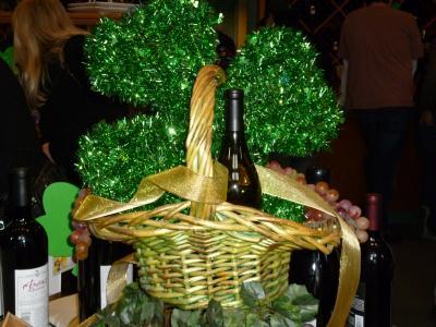 St Patricks Day & Wine pick up party 010