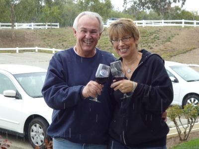 St Patricks Day & Wine pick up party 016