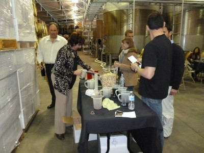 Winemaking  Experience March 24 2012 030